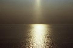 Sky & Sea (Diaffi) Tags: skyseeseries hiroshisogimoto analog 35mmfilm colorfilm kodakektar100 canoneos50e selfdeveloped homedevelopedc41 tetenal balticsea ishootfilm minimalism