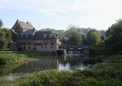 Moulin de Maroilles (rockwolf) Tags: moulindemaroilles watermill moulindeau maroilles parcnaturelrégionaldelavesnois nord france rockwolf