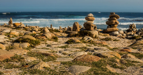 Stones at Good Hope Cape