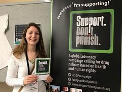 #SupportDontPunish Booth & INHSU19
