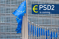European flags with PSD2 is coming text (wuestenigel) Tags: flag credit september banking paymentservicesdirective2 technology regulation europeanunion card business 14th connection payment electronic services mtan transaction financial eu european brussels tan comerce psd2 buy directive bank digital finance computer law online paymentservicesdirective ecommerce authority money concept paying internet customer pin pay security 2019 2020 2021 2022 2023 2024 2025 2026 2027