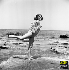 Donna Jones (Arxiu del So i de la Imatge de Mallorca) Tags: mallorca majorca coast costa cantantes singers cantants