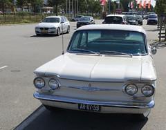 1961 Chevrolet Corvair (rvandermaar) Tags: 1961 chevrolet corvair sidecode1 import ar0759 chevroletcorvair chevy