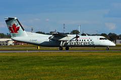 C-GABP (Air Canada express - JAZZ) (Steelhead 2010) Tags: yul creg aircanada aircanadaexpress jazz dehavillandcanada dash9 dhc8 dhc8300
