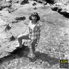 Donna Jones (Arxiu del So i de la Imatge de Mallorca) Tags: majorca mallorca cantantes cantants singers costa coast