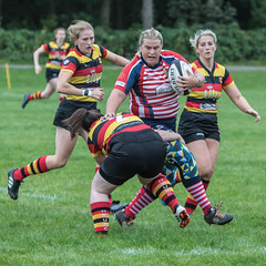 Oldham Ladies RUFC Playing at Harrogate against Harrogate Ladies (2) RUFC (Craig Hannah) Tags: oldhamladiesrufc rugbyunion rugby ladies ladiesrugby harrogate nationalchallenge2northwestdivision oldham lancashire greatermanchester sport competition womeninsport england uk craighannah september 2019 sportspitch rugbypitch game match rufc womensrugby teamsport