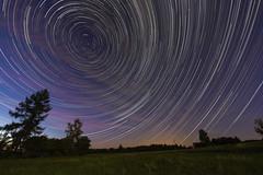 August Star Trails - Perseids (Vladimir Machek) Tags: perseids startrails astrophotography night nightscape stars summer nikonz sigma14 sky nature light new