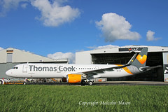 A321 OE-IIW (G-TCDS) THOMAS COOK (shanairpic) Tags: jetairliner passengerjet a321 airbusa321 shannon iac thomascook oeiiw gtcds