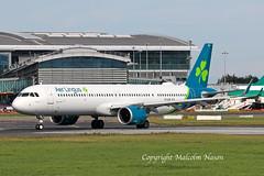 A321 NEO EI-LRA AER LINGUS (shanairpic) Tags: jetairliner passengerjet a321 airbusa321 neo dublin aerlingus eilra