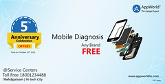 mobile diagnosis (Appworldindia) Tags: likeforlikes apple iphone5s repair services iphone macbook imac ipad follow india samsung online service quality ios smartphone like good appworld