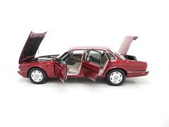 1997 Jaguar XJ Executive 3.2 (KGF Classic Cars) Tags: kgfclassiccars jaguar xj xj6 xjr xjs 32 40 v8 x300 x308 xj40 x350 x358 x351 xj12 etype coupe v12 aj16 ford retro classic carsforsale