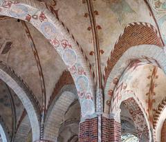 Strängnäs Cathedral (Tim Ravenscroft) Tags: ceiling art decoration cathedral strängnäs sweden architecture hasselblad hasselbladx1d