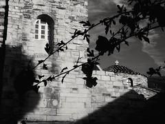 """Everything has beauty but not everyone sees it..."" (fl_mala) Tags: parosisland cyclades paros greece ilovegreece traveltogreece greekislands discovergreece church blackandwhite greatshot"