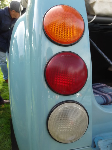 Nissan Figarom Coupe Lopis rear lights1991