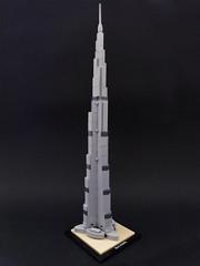 Burj Khalifa_2 (Jean Paul Bricks) Tags: lego legoarchitetcture architecture 21031 21008 burjkhalifa dubai skyscraper