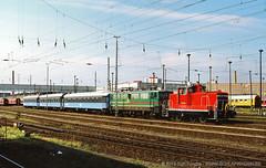 T0566_16 (MU4797) Tags: trein spoorwegen zug eisenbahn sj berlinmalmöexpress bc2d couchette liegewagen liggvagn sovvagn berlin lichtenberg wl5d schlafwagen sleepingcar slaapwagen voiturelits gvg 211 1092 dr deutschereichsbahn 363 v60