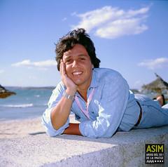 Arne Jansen (Arxiu del So i de la Imatge de Mallorca) Tags: palma majorca mallorca arenal cantants cantantes singers beaches playas platges