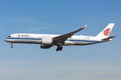B-1086 Air China Airbus A350-941 (buchroeder.paul) Tags: final endandflug fra eddf frankfurtmain germany europe airport deutschland flughafen frankfurt europa b1086 air china airbus a350941