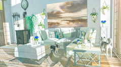 The sun rises (Silvia Galtier) Tags: aphrodite silviagaltier sl secondlife decor deco home house furniture hearthomes jaradnoor jian atapuerca atapuercaii