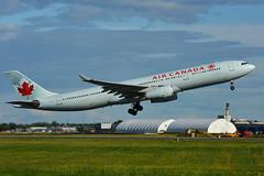 C-GFAJ (Air Canada) (Steelhead 2010) Tags: yul creg airbus a330 a330300 cgfaj