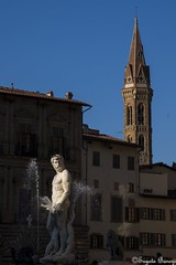 Fountain of Neptune (Joy Forever) Tags: florence italy europe sculpture statue renaissance