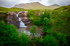 Highlands (dannygreyton) Tags: scotland highland fujifilmxt2 fujifilm fujinon1024mm mountains waterfall longexposure longexposureshot europe nature fog lake landscapephotography landscape