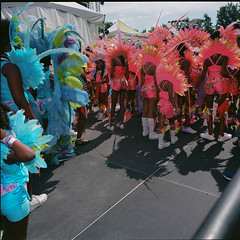 Junior Carnival (slightheadache) Tags: kiddiecarnival color labordayparade mamiya ektar100 newyork juniorcarnivalparade parade juniorparade ektar westindian brooklyn colorfilm film mamiya6mf westindianparade caribbean crownheights nyc carnival westindiandayparade newyorkcity juniorcarnival kidsparade wiadca analog laborday