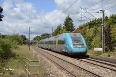 Z 21711/712 Pays de la Loire (Train Marin) Tags: zter ter pdl v200