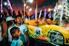 Drive By (Max Sturgeon) Tags: pehlivanköy pavli panayırı pavlipanayırı turkey festival carnival fair amusementpark street streetphotography travel travelphotography flash flashphotography