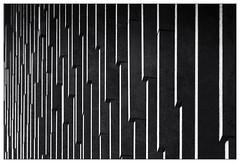 Senkrecht | vertical (frodul) Tags: abstrakt architektur ausenansicht detail fassade gebäudekomplex gestaltung linie outdoor schatten verwaltungsgebäude bw einfarbig monochrom berlin licht sw senkrecht vertical lines