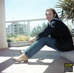 Richard Jordan (Arxiu del So i de la Imatge de Mallorca) Tags: majorca mallorca palma actors actores