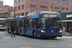 IMG_8150 (GojiMet86) Tags: mta nyc new york city bus buses 2016 xd60 5408 q113 parsons blvd jamaica avenue