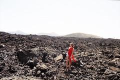 LANZAROTE TIMANFAYA (gabrielealbanesi) Tags: lanzarote desert timanfaya national park asahi pentax spotmatic seimar film cinestill