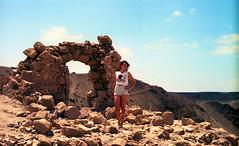 LANZAROTE (gabrielealbanesi) Tags: lanzarote asahi pentax spotmatic kodak ektar rocks wild nature desert