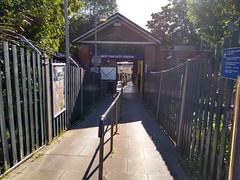 West Finchley London Underground Station (Local Bus Driver) Tags: london underground station tfl lul west finchley