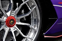 ANRKY Wheels - Lamborghini Aventador SVJ - AN31 SeriesTHREE (anrkywheels) Tags: anrky anrkywheels anrkycom lamborghini lambo lp700 aventador svj superveloce jota centerlock exotic aventadors aventadorsv frged wheels rims lager anrkyjapan custom fitment polished purple japan pirelli stance