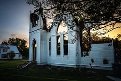 Central Christian Church - Bartlett, Texas (lonestarbackroads) Tags: christian church disciplesofchrist religion religious texas tx unitedstates us williamsoncounty williamsoncountytexas williamsoncountytx
