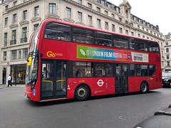 EH101 (Local Bus Driver) Tags: london red double decker bus tfl eh101 goahead general