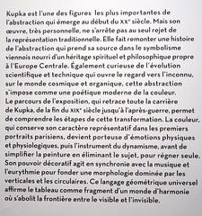 20180526 Paris Grand Palais - Expo Kupka  (9) (anhndee) Tags: paris peinture peintre painting painter musée museum museo musee expo exposition