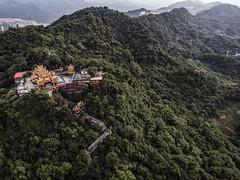 Temple of the Top (BisonAlex) Tags: taiwan dji mavic mavicair台灣 外拍 旅拍 travel drone 空拍 temple 廟