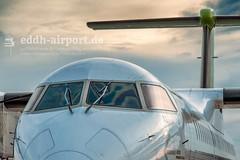 YL-BAI3 (timo.soyke) Tags: ylbai airbaltic bombardier dhc8 ham eddh hamburg hamburgairport apron vorfeld plane aircraft flugzeug