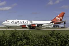 Virgin Atlantic 747-400 G-VXLG at Manchester MAN/EGCC (dan89876) Tags: virgin atlantic boeing 747 queen b744 747400 74741r gvxlg ruby tuesday manchester international airport takeoff 23l departure man egcc