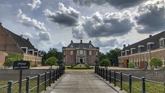 Kasteel Middachten, De Steeg, Gelderland, Netherlands - 2954 (HereIsTom) Tags: webshots travel europe netherlands holland dutch view nederland views you nature sun tourists cycle vakantie fietsvakantie cycling holiday bike bicycle fietsen plus apple ios camera iphone 8 2019 monument augustus clouds castle middachten landgoed sites brug gelderland steeg august estate de mithdac bridge house building kasteel history heritage sky 11 pro