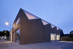 industrieel_gebouw_sheddak_rozenburg2 (derksen|windt architecten) Tags: architecture shed industrial netherlands