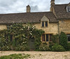 Even the greyest of days can't tarnish the charms of a Cotswold cottage.