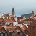 Warsaw rooftops