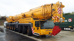 Photo of Cork Crane Hire Liebherr