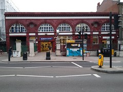 Belsize Park London Underground Station (Local Bus Driver) Tags: london underground station tfl lul belsize park