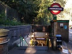 Highgate London Underground Station (Local Bus Driver) Tags: london underground station tfl lul highgate