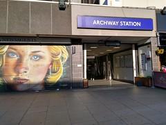 Archway London Underground Station (Local Bus Driver) Tags: london underground station tfl lul archway